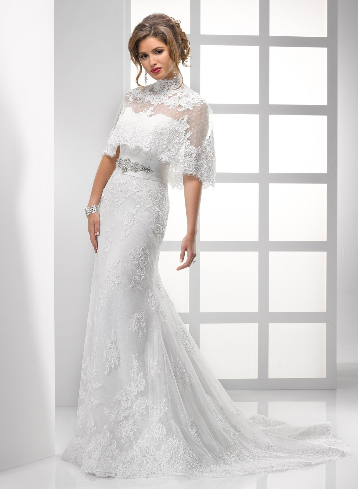 Wedding Dresses With Sleeves Cheap
