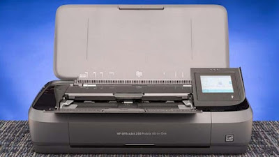 HP OfficeJet 250 Mobile All-in-One Printer Review - Free Download Driver
