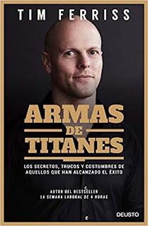 Armas de titanes- Tim Ferriss