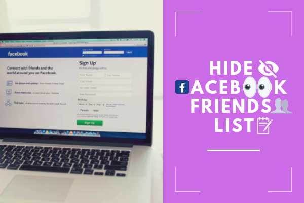 How To Hide Friends List On Facebook Mobile<br/>
