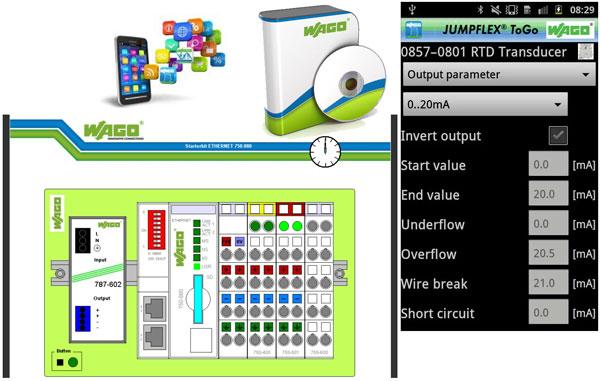 WAGO PLC Software