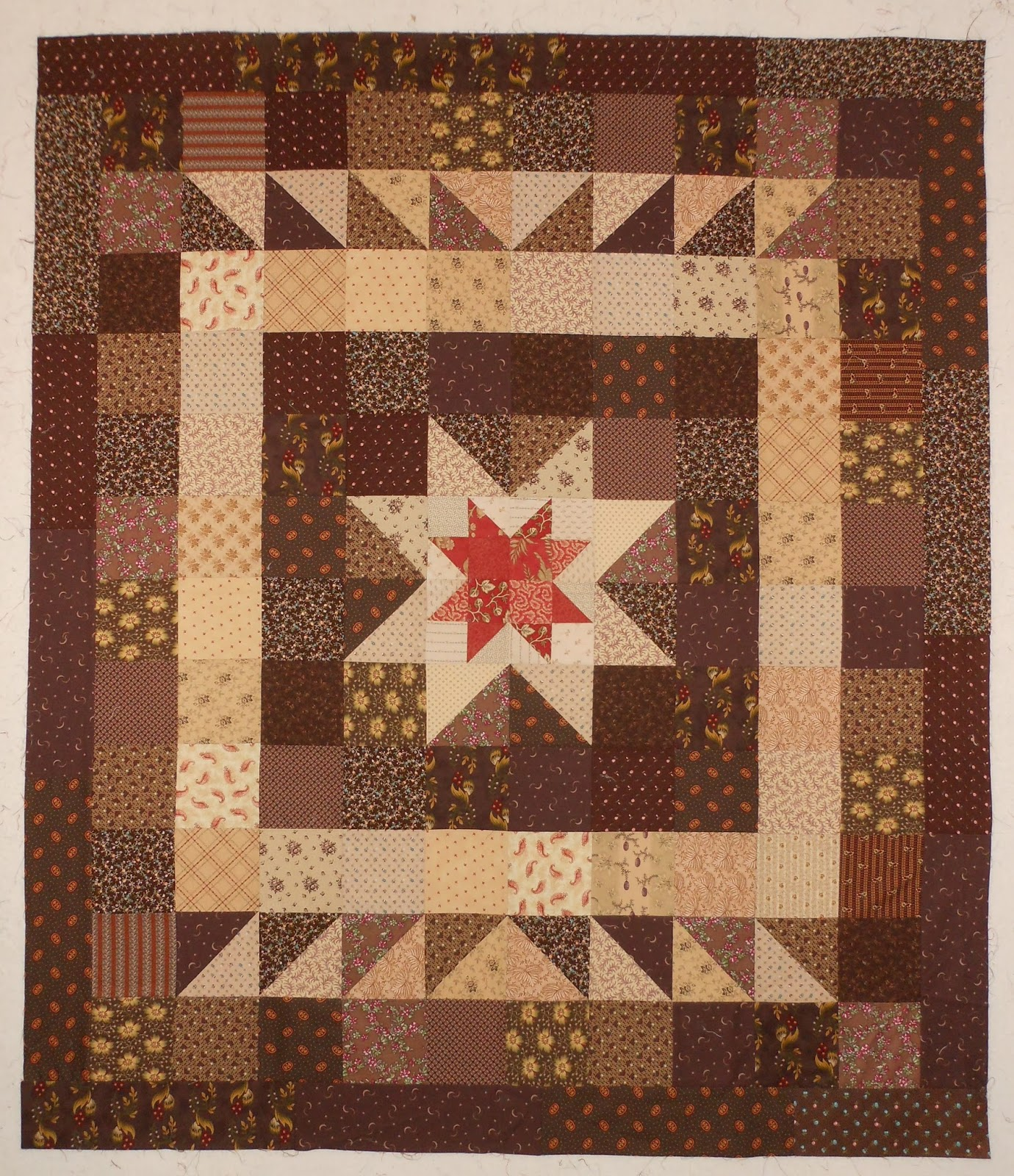 My Material Creations Comfort Quilts