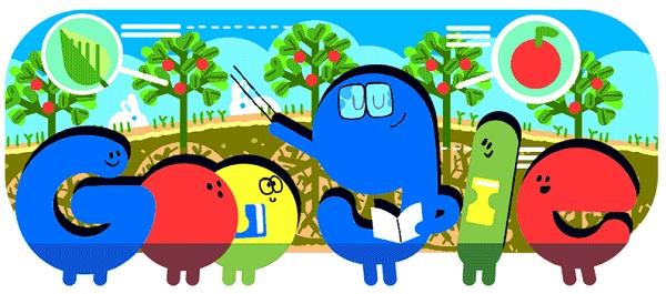 2 Logo Doodle Hari ini Tidak Tampil Di Mesin Pencari Google Indonesia