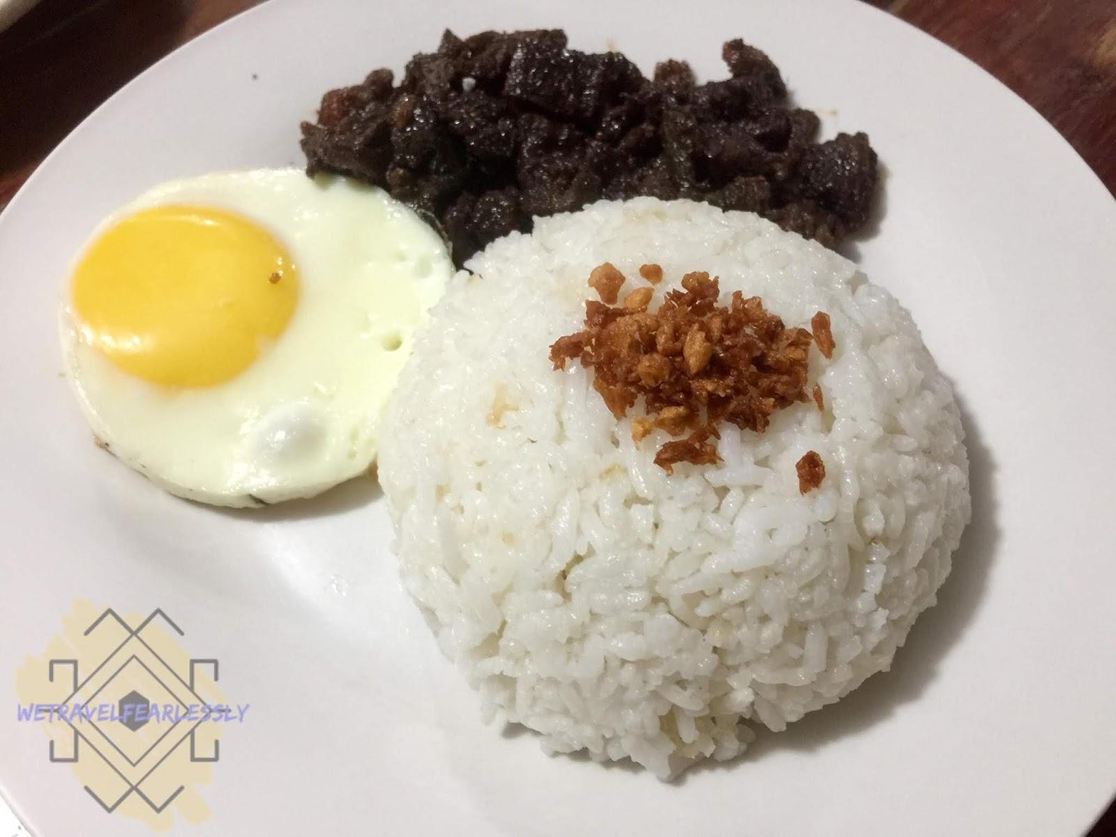 Spicy Tapsilog Tuki's Food Station in Manggahan, Pasig