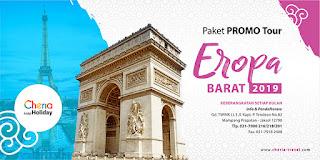 Paket Tour Halal Eropa