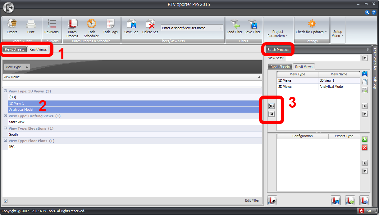 What Revit Wants: Automatic Batch Printing and Exporting from Revit