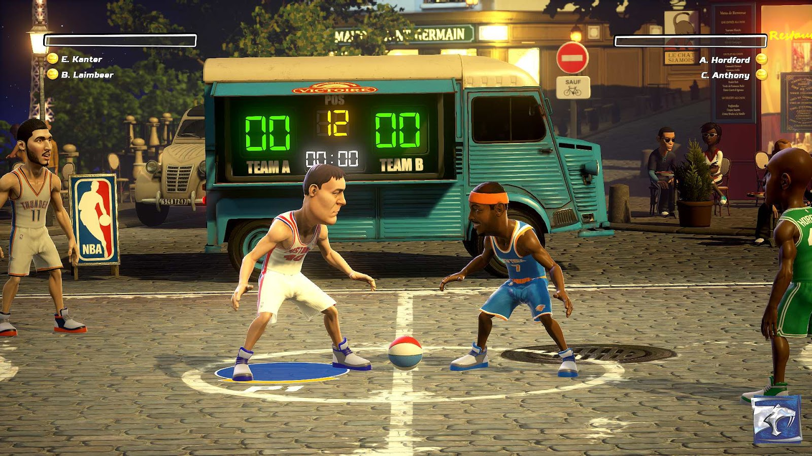 New Games Nba Playgrounds Pc Ps4 Xbox One Switch