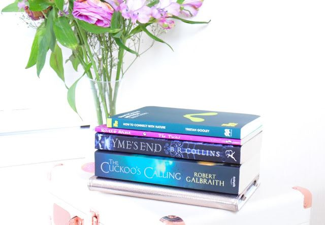 January + February Book Reviews