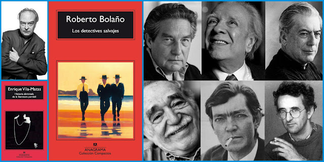Los detectives salvajes, Diego Trelles Paz, novelas inclasificables