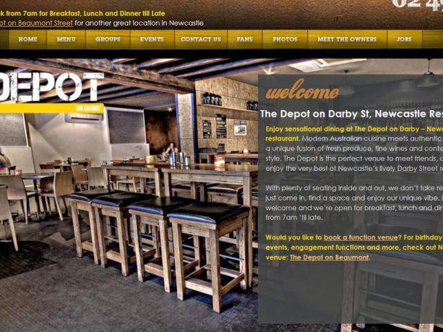 The Depot 143 Darby Street Cooks Hill NSW 2300