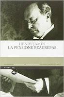 Henry James-La pensione Beaurepas-Traduzione di Francesca Cosi e Alessandra Repossi - copertina