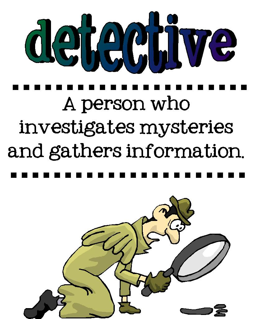 Genre: My Teaching Spirit: Mystery Genre Vocabulary Posters