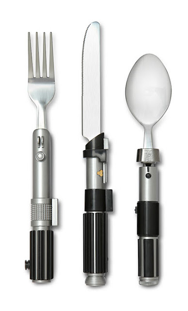 Starwars Flatware Set