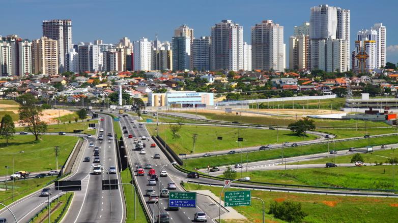 7- São José dos Campos - 700.000