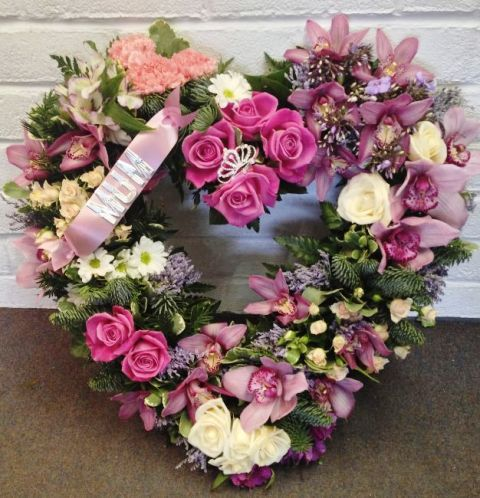 Pretty Pictures Of Hearts And Flowers
