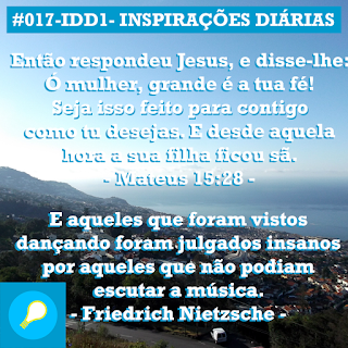 017-IDD1- Ideia do Dia 1