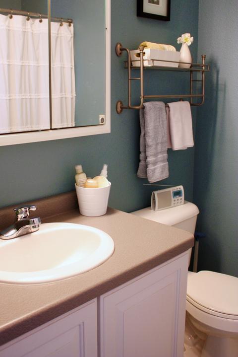 Iheart Organizing Bathroom Makeover Week Day One