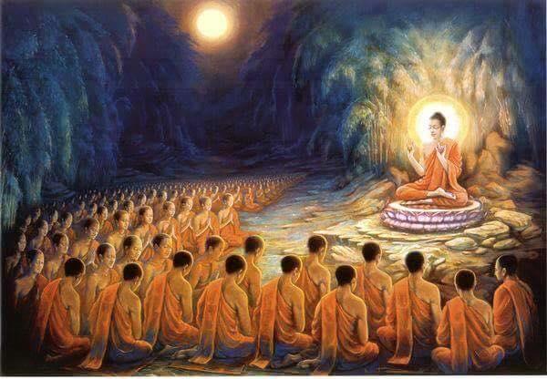 Đạo Phật Nguyên Thủy - Tìm Hiểu Kinh Phật - TRUNG BỘ KINH - Tiểu kinh Mãn Nguyệt