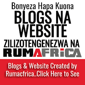 RUMAFRICA BLOGS