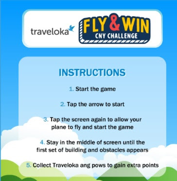 mini games, Traveloka