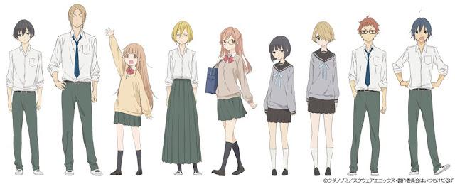 [Review Anime] Tanaka-kun wa Itsumo Kedaruge