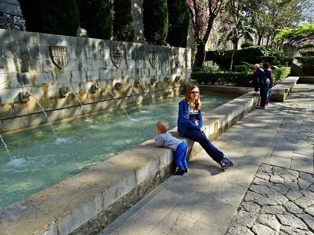 park w okolicach katedry Palma de Mallorca, co zobaczyć?