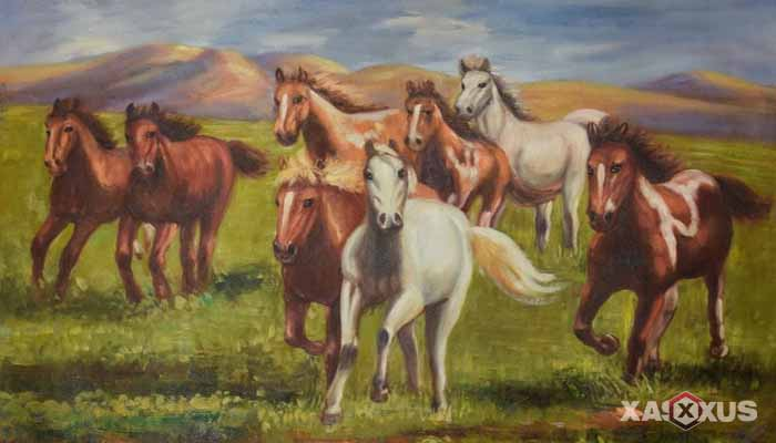 Contoh Aliran Seni Rupa atau Seni Lukis Realisme