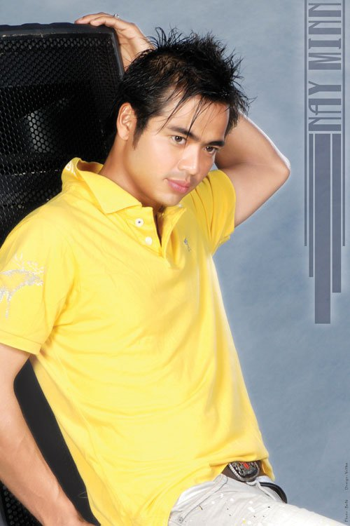 Nay Min Burmese Hot Model And Actor Nay Min-2636