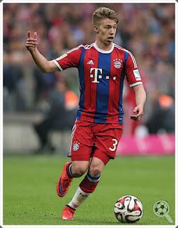 Mitchell Weiser Bayern
