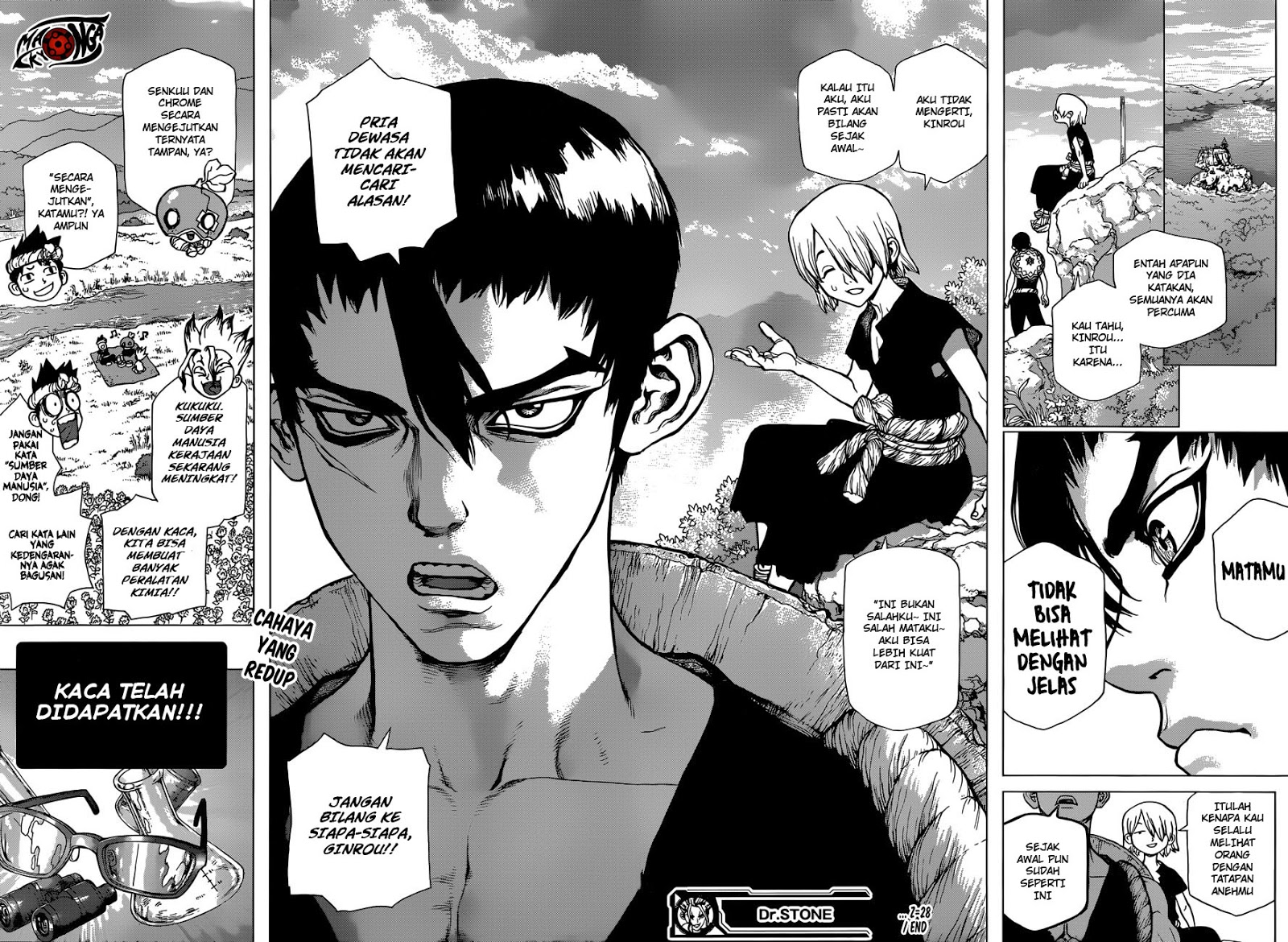 Dr Stone Chapter 28-18