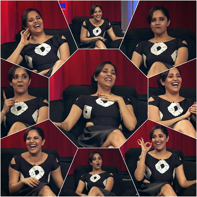 Anasuya Latest Photos from jabardasth