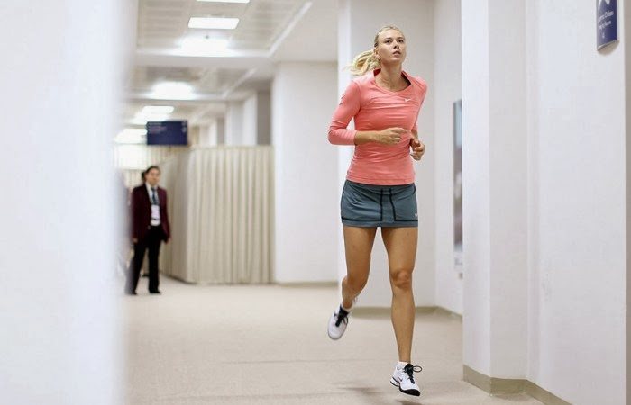 Tenis Sanatı - Maria Sharapova Avustralya Açık 2014 Final