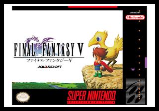 Baixar Final Fantasy V (Br) [ SNES ]