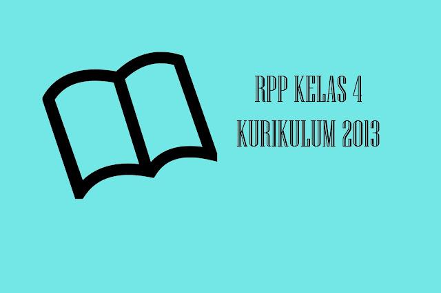 RPP KELAS 4 TEMA 6