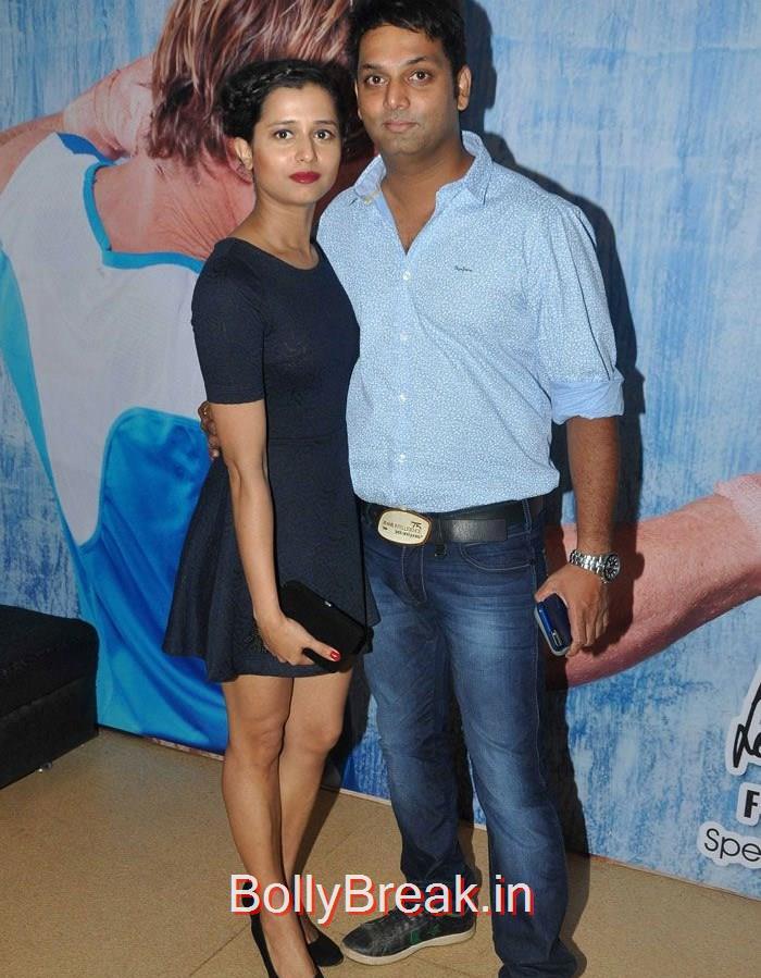 Aarrnav Shirsat, Madhuri Dixit Hot Pics at Leena Mogre's 'Total Fitness' Book Launch