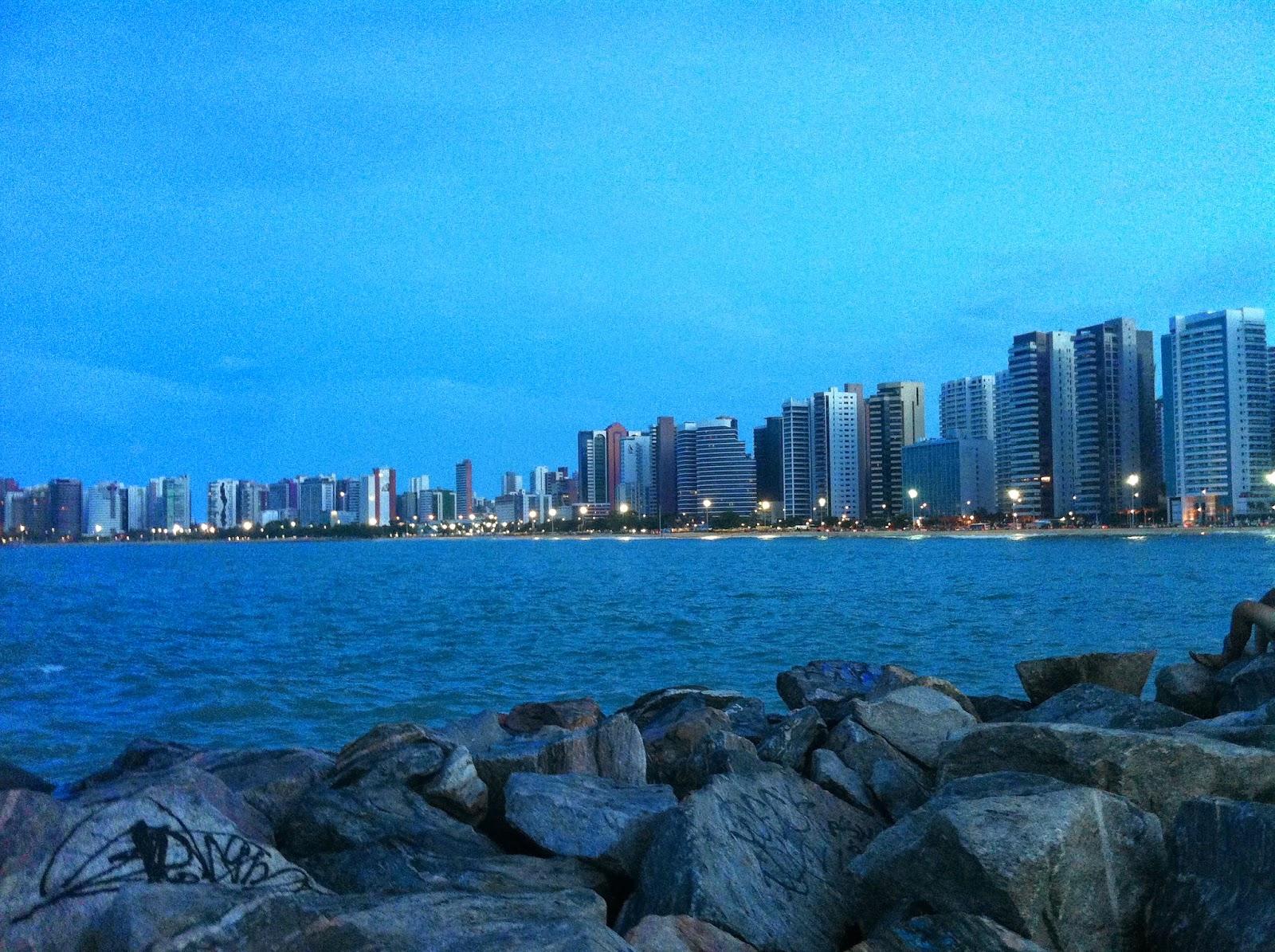 o que fazer em Fortaleza beira mar