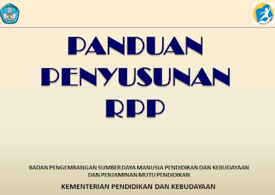 gambar cara menyusun RPP Kurikulum 2013