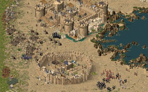 Stronghold Crusader - PC (Download Completo em Torrent)