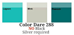 Color Dare #288 - Closes Thur Apr 26th