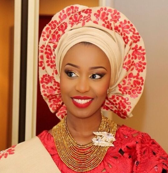 Check Out Beautiful Yoruba Brides In Their Costume