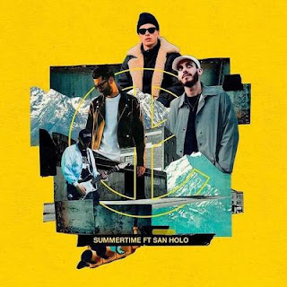 Yellow Claw Ft. San Holo - Summertime Lyrics