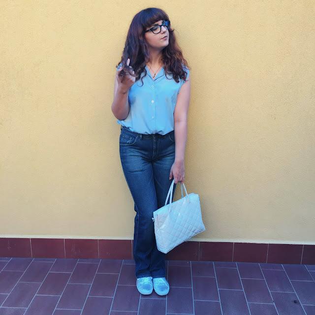 zairadurso fashionsobsessions fashion's obsessions fashion blog blogger italia zairadurso zaira d'urso tally weijl outfit shopping
