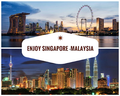 Paket Wisata Hemat Singapura Malaysia