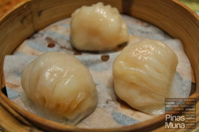 Har Gow or Steamed Crystal Skin Shrimp Dumpling