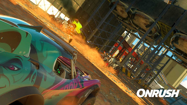 Onrush: PS4 Review