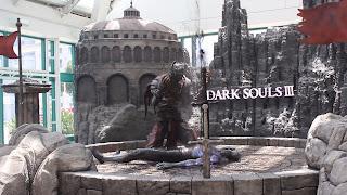 Dark Souls PS4 Background