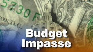Budget Impasse image