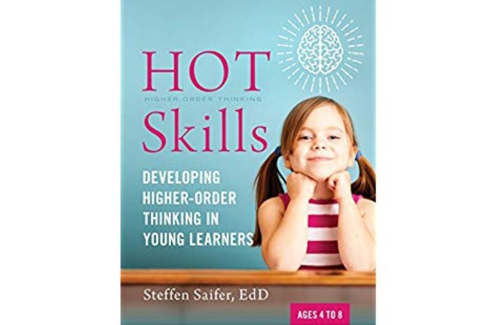 Download Buku Hot Skills Developing Higher-Order Thinking In Young Learners Karangan Steffen Saifer