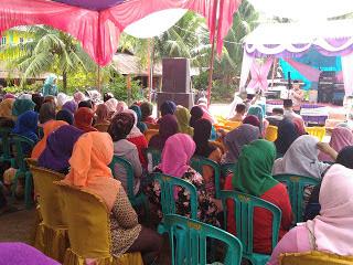 Anggota DPRD Kota Padang Elvi Amri: Turun Langsung Ketengah Masyarakat di Lurah Koto Pulai