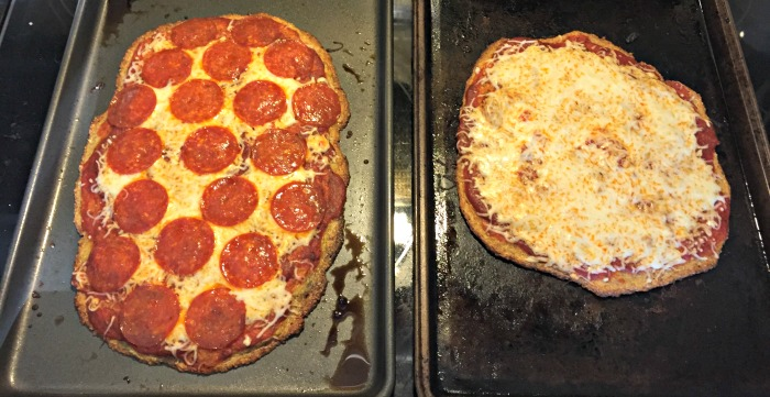 Recipes I've Tried Lately - Quinoa Pizza Crust